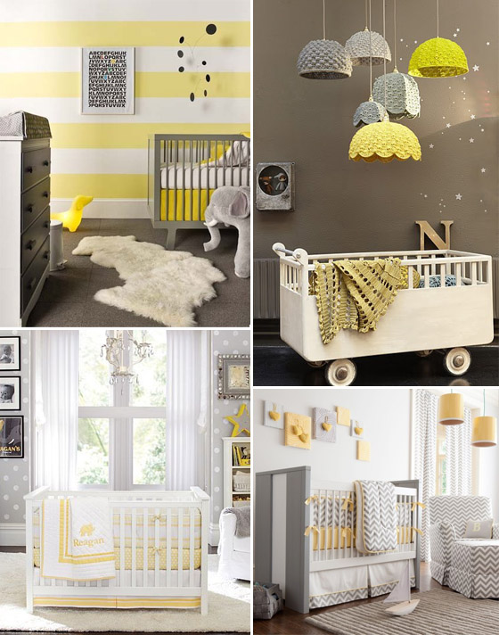 decoracao quarto bebe azul e amarelo – Doitri com ~ Quarto Rosa E Amarelo