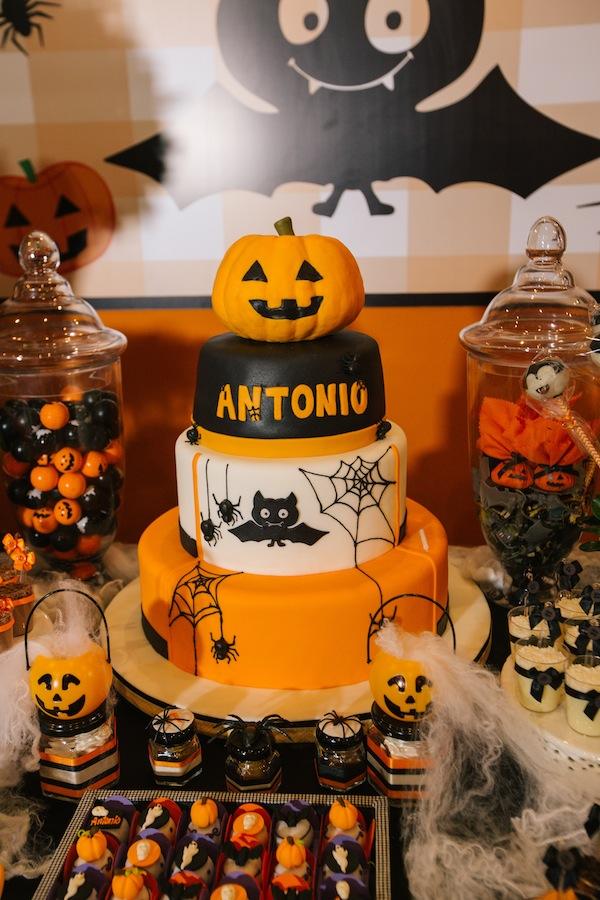 Decoracao De Festa Infantil Tema Halloween.Festa Infantil Tema Halloween Vestida De Mae Blog Sobre