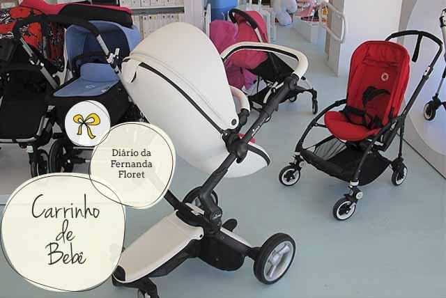 cf6199abd7 A escolha do carrinho de bebê - Vestida de Mãe