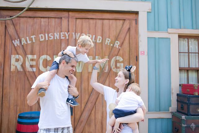 Segredos da viagem para Disney Vestida de Mãe