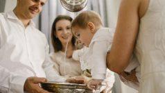 Batizado do Oliver Vestida de Mãe