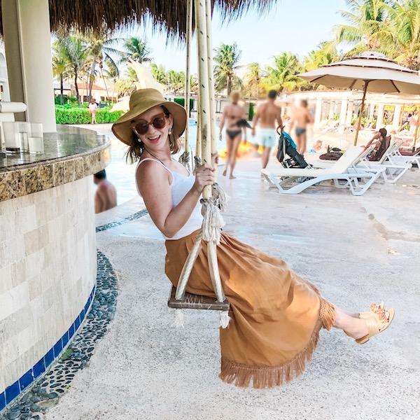 Riviera Maya Tulum Vestida de Mãe