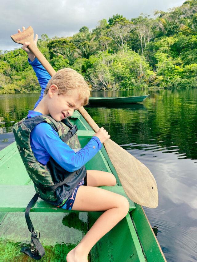 Amazônia com Crianças