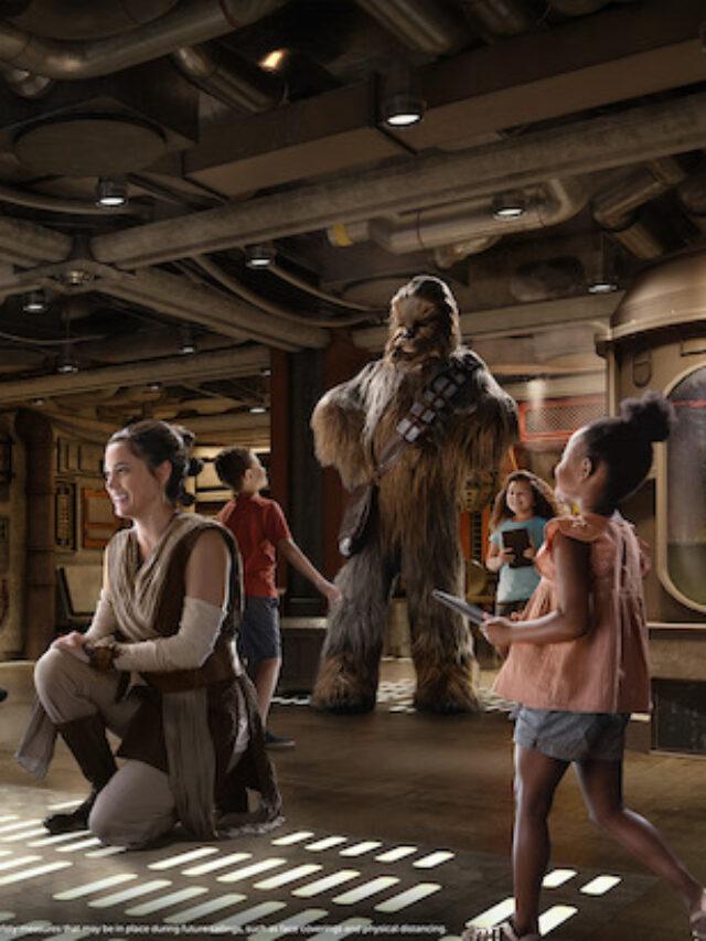 Novidades do navio Disney Wish 2022